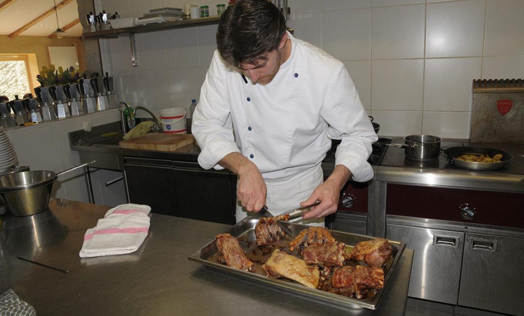 dagobert en cuisine